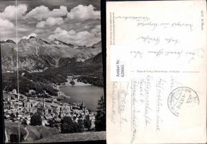 620665,Foto Ak St Moritz Ansicht
