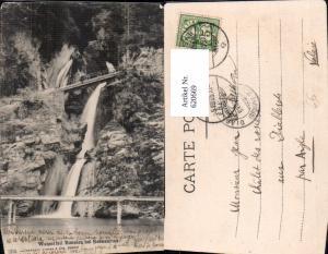 620669,Wasserfall Risleten b. Beckenried