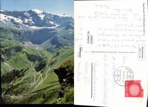 620687,Pass-Strasse m. Claridenstock Klausenpass Altdorf u. Linthal Glarus