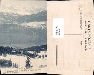 620688,Montana s. Sierre Grand Hotel du Parc et les Alpes Crans-Montana