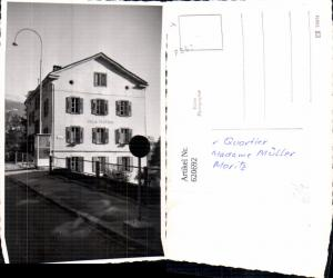 620692,Foto Ak St Moritz Villa Flütsch