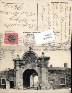 620831,Belgrad Belgrade Beograd Le Porte romaine de castel Römisches Tor