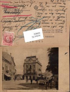 620832,Belgrad Belgrade Beograd Serbia Yugoslavia Straßenansicht