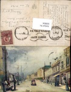 620834,Künstler AK J. Kratina Belgrad Belgrade Beograd Serbia Yugoslavia