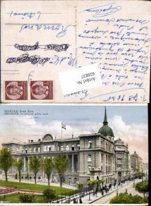 620837,Belgrad Belgrade Beograd Serbia Yugoslavia Palais Royal