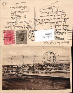620839,Belgrad Belgrade Beograd Serbia Yugoslavia La ville vue de Save