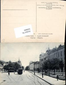 620840,Belgrad Belgrade Beograd Straßenbahn Tramway Station Terazie Terasia