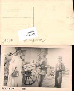 620847,Belgrad Belgrade Beograd Soldat Uniform Kanone Handtasche