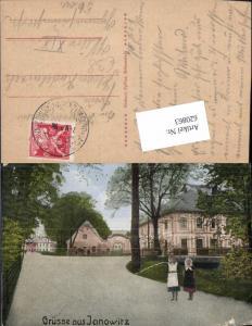 620863,Grüsse aus Janowitz bei Römerstadt Janovice Rymarov Bruntal