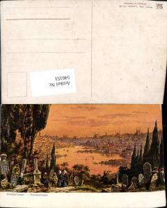 546151,Turkey F. Perlberg Constantinople Constantinopel Istanbul Levante