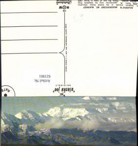 621901,Alaska Magnificent Mount McKinley Alaska