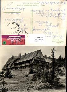 621985,Foto Ak Turbacz Schronisko PTTK Nowy Targ Poland