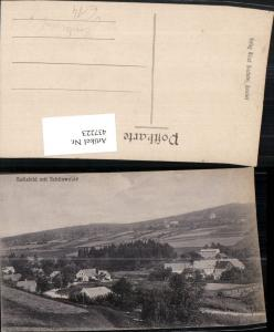 437223,Salisfeld Salisov Endersdorf m. Schönwalde Teilansicht