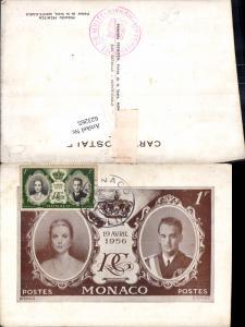 623265,Monaco Monte Carlo Philatelie Pechitch 1956 B. Minne