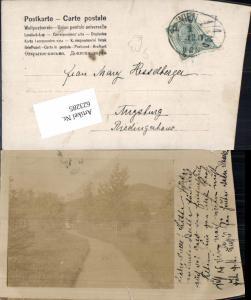 623285,tolle Foto-AK Wien Döbling 1903