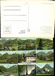 622070,Mehrbild Ak Höhenluftkurort Wald a. Gerlospass Wald im Pinzgau