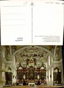 622216,Neustift im Stubaital Pfarrkirche zum hl. Georg Kirche Innenansicht