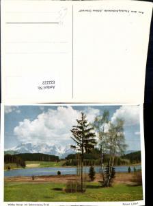 622222,Wilder Kaiser m. Schwarzsee Kitzbühel