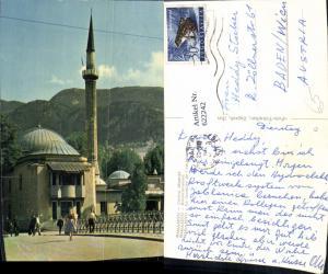 622242,Sarajevo Careva dzamija Kaisermoschee Moschee Bosnien