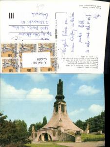 622259,Prace Mohyla Miru u Prace Monument Schlacht b. Austerlitz 1805 Denkmal Czech Republic