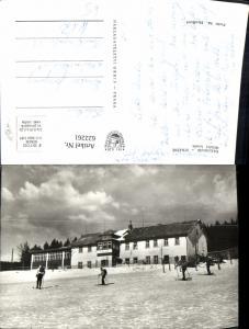 622261,Foto Ak Krkonose Strazne Hribeci bouda Wintersport Czech Republic