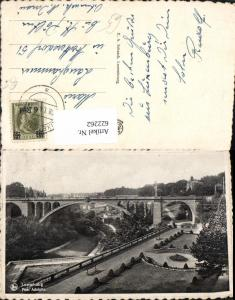 622262,Luxembourg Pont Adolphe