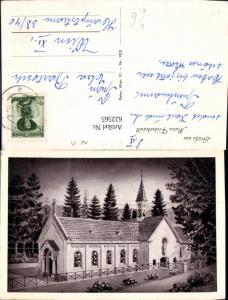 622565,Kaibing Wallfahrtskirche Maria Fieberbründl Kirche