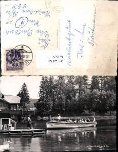 622572,Foto Ak Lunzersee Schiff Boot Lunz a. See