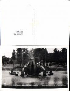 622582,Foto Ak Sofia Springbrunnen im Borisgarten Brunnen Bulgaria