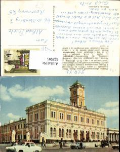 622585,Mockba Moskau The Leningrad Railway Terminal Bahnhof Russia