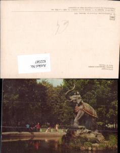 622587,Mockba Moskau Elefant Statue Brunnen Park Russia