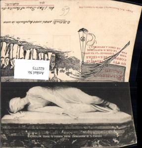 622773,S. Cecilia come fu trovata nelle catabombe di S. Calisto Religion