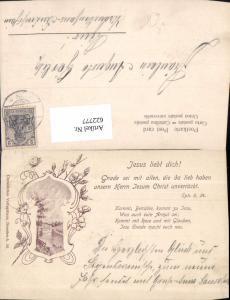 622777,Jesus liebt dich Religion Text pub Christliches Verlagshaus Dresden