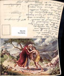 622780,Künstler Ak A. Rossel Lui-meme par Christ Religion