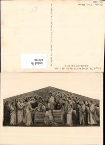 622786,Künstler Ak Giotto Tod Mariae Religion