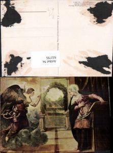 622795,Künstler Ak Jacopo Tintoretto Verkündigung Mariae Religion