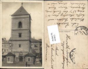 623813,Foto-AK Kosice Turm
