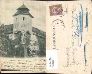 623828,Komaron Komorn Komarom Köszüz Steinerne Jungfrau