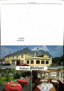 624394,Mehrbild Ak Pilgersdorf Gasthaus Melchart VW Golf