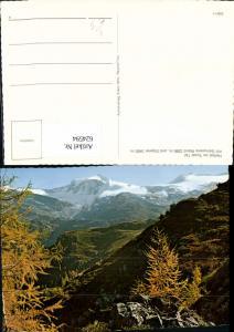 624594,Herbst im Tuxer Tal m. Gefrorene Wand Olperer b. Hintertux Tux