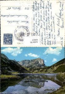 624610,Rofangebirge Zireiner See geg. Rofanspitze b. Münster Tirol