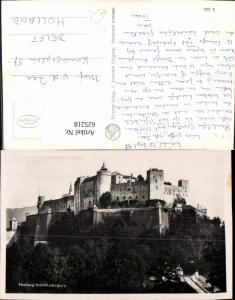 625218,Foto Ak Festung Hohensalzburg i. Salzburg