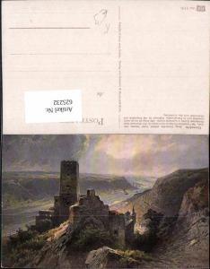 625232,Künstler Ak Astudin Gutenfels Burg
