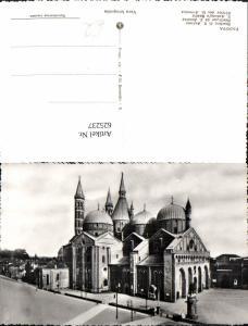 625237,Foto Ak Padova Padua Basilica di S. Antonio Basilika Kirche