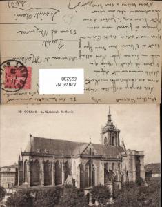 625238,Colmar La Cathedrale St Martin Kathedrale