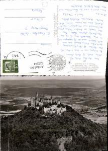 625241,Foto Ak Burg Hohenzollern Bisingen