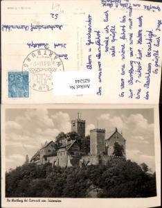 625244,Foto Ak Eisenach Wartburg v. Südwesten