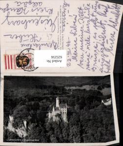 625256,Lichtenstein v. Flugzeug aus Schloss Burg