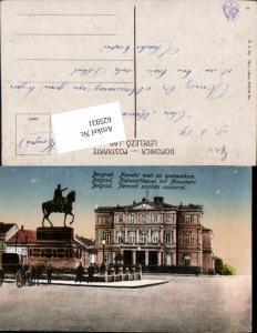 625931,Belgrad Belgrade Serbien Nationaltheater Monument