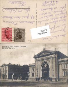 625935,Belgrad Belgrade Serbien La Gare Bahnhof Uhr
